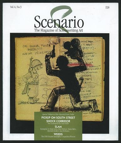 Image for Scenario: The Magazine of Screenwriting Art (Fall 1998) [special Sam Fuller tribute issue]