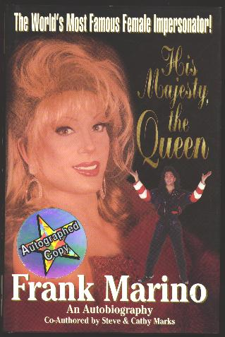 Image for His Majesty, the Queen [The Frank Marino Story] [*SIGNED*]