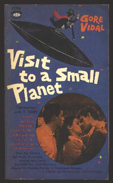 Image for Visit to a Small Planet [movie tie-in edition]