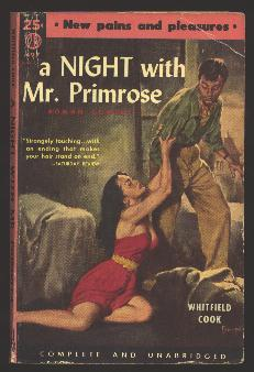Image for A Night with Mr. Primrose [original title: Roman Comedy]