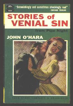 Image for Stories of Venial Sin, from Pipe Night