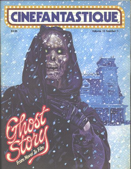 Image for Cinefantastique [magazine] (February 1982) [cover: GHOST STORY]