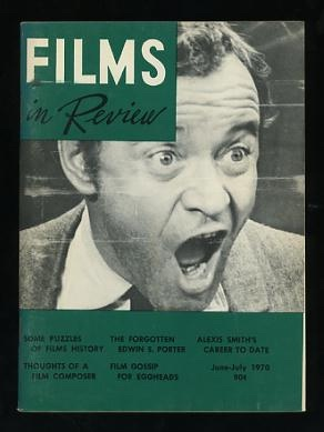 Image for Films in Review (June-July 1970) [cover: Jack Lemmon in THE OUT-OF-TOWNERS]