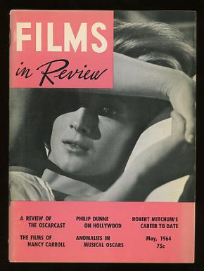 Image for Films in Review (May 1964) [cover: Daniela Bianchi in FROM RUSSIA WITH LOVE]
