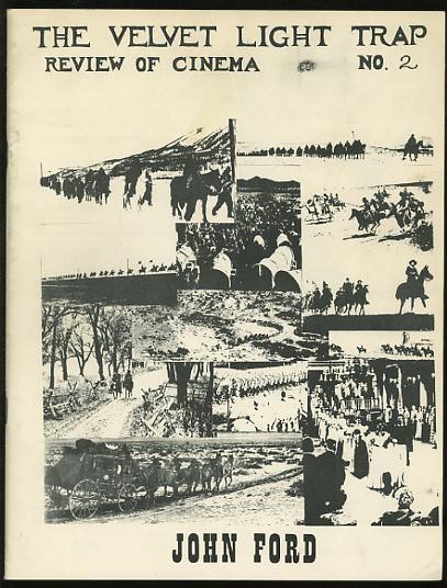 Image for The Velvet Light Trap (No. 2, August 1971): John Ford