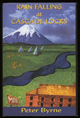 Image for Rain Falling at Cascade Locks [*limited/signed edition*]