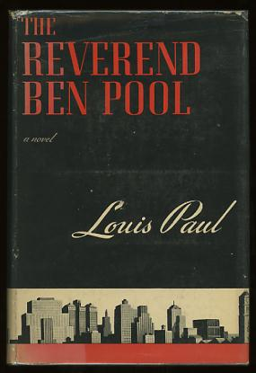 Image for The Reverend Ben Pool