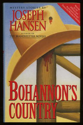 Image for Bohannon's Country: Mystery Stories
