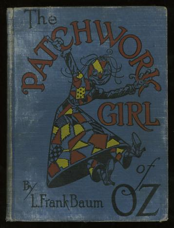 Image for The Patchwork Girl of Oz
