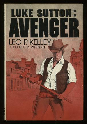 Image for Luke Sutton: Avenger (A Double D Western)