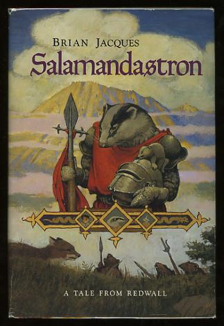 Image for Salamandastron [*SIGNED*]