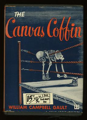 Image for The Canvas Coffin