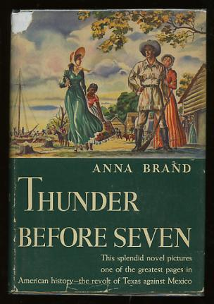 Image for Thunder Before Seven