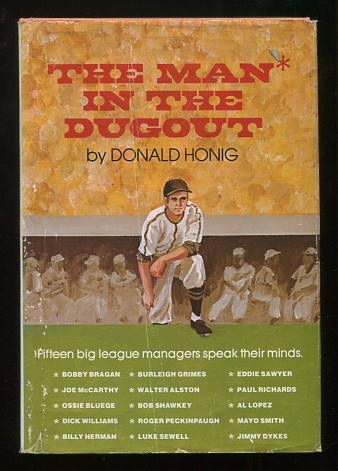 Image for The Man in the Dugout