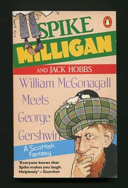 Image for William McGonagall Meets George Gershwin: A Scottish Fantasy