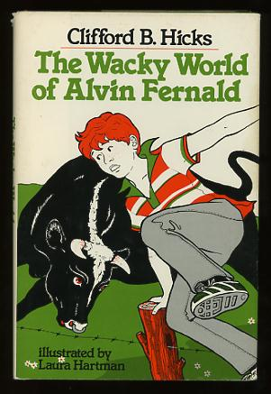 Image for The Wacky World of Alvin Fernald