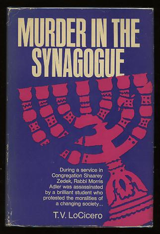 Image for Murder in the Synagogue