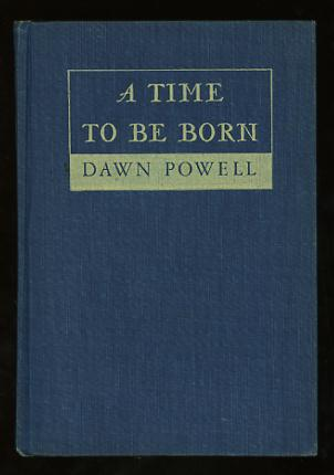 Image for A Time to Be Born