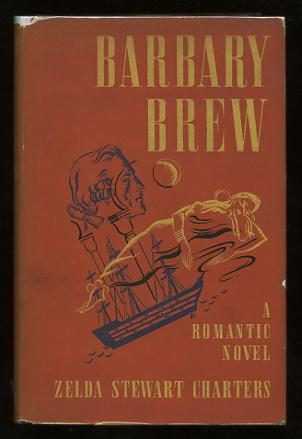 Image for Barbary Brew: A Romantic Novel