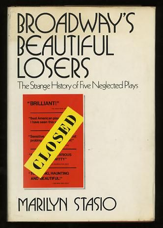 Image for Broadway's Beautiful Losers