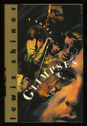 Image for Glimpses: A Novel [*SIGNED*]