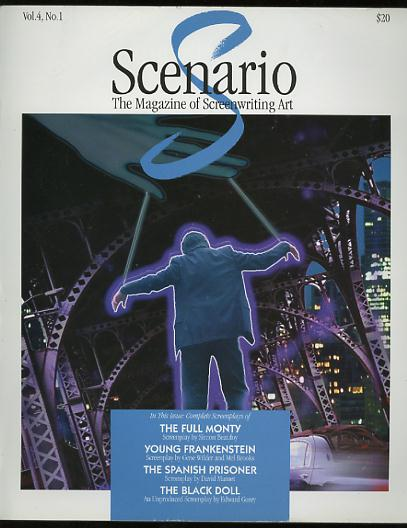 Image for Scenario: The Magazine of Screenwriting Art (Spring 1998) [includes YOUNG FRANKENSTEIN, THE SPANISH PRISONER and THE BLACK DOLL]
