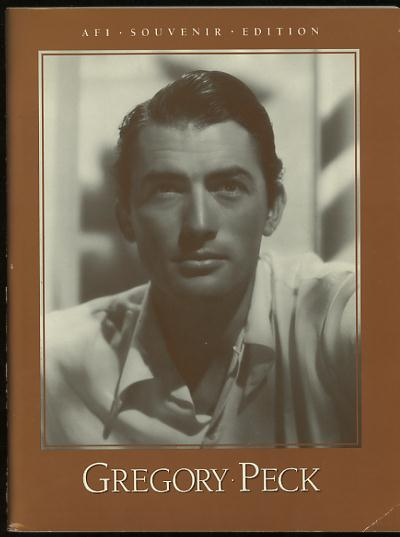 Image for Gregory Peck: The Seventeenth Annual American Film Institute Life Achievement Award, March 9, 1989