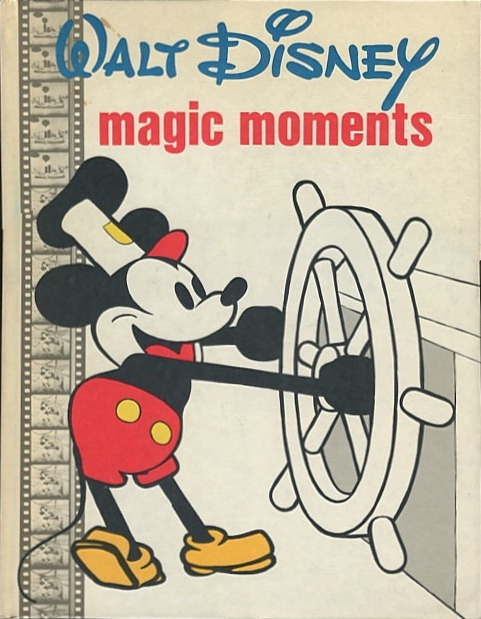 Image for Walt Disney Magic Moments