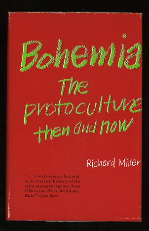 Image for Bohemia: The Protoculture Then and Now