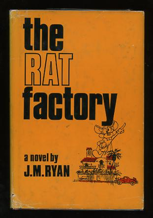 Image for The Rat Factory