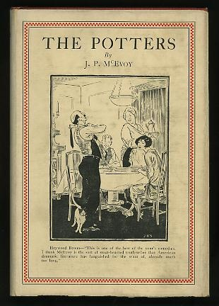 Image for The Potters: An American Comedy