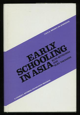 Image for Early Schooling in Asia [*SIGNED* by co-author]