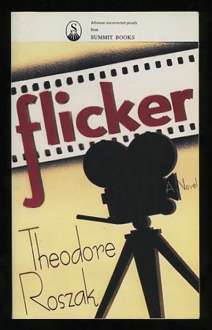 Image for Flicker [Advance uncorrected proofs]