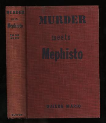 Image for Murder Meets Mephisto