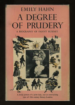 Image for A Degree of Prudery: A Biography of Fanny Burney