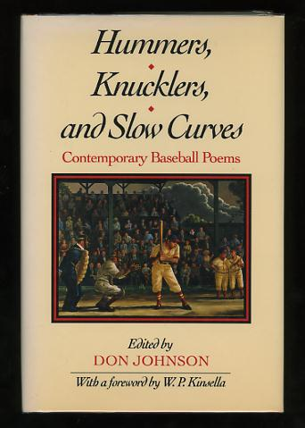 Image for Hummers, Knucklers, and Slow Curves: Contemporary Baseball Poems