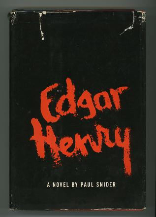 Image for Edgar Henry