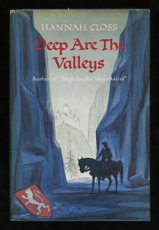Image for Deep Are the Valleys