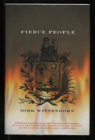 Image for Fierce People
