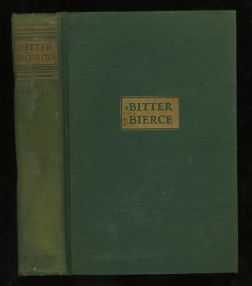 Image for Bitter Bierce: A Mystery of American Letters