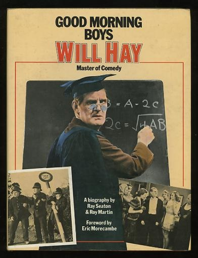Image for Good Morning Boys: Will Hay, Master of Comedy