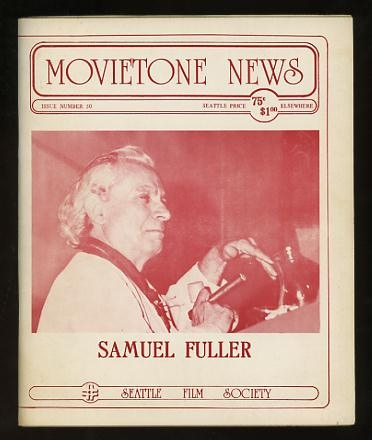 Image for Movietone News; issue number 50 (June 28, 1976) [cover: Samuel Fuller]
