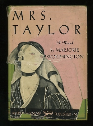Image for Mrs. Taylor