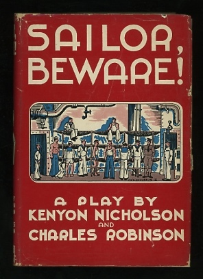 Image for Sailor, Beware!; Variations on a Familiar Theme, in Eight Scenes