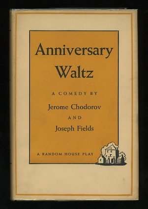 Image for Anniversary Waltz [*SIGNED* by Chodorov]