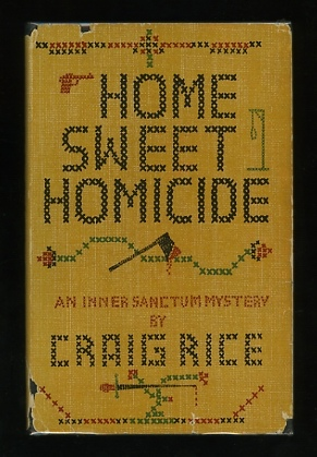 Image for Home Sweet Homicide (An Inner Sanctum Mystery)