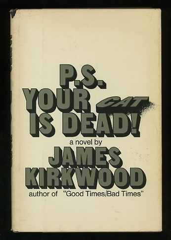 Image for P.S. Your Cat is Dead!