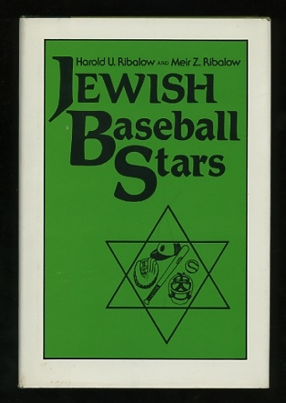 Image for Jewish Baseball Stars