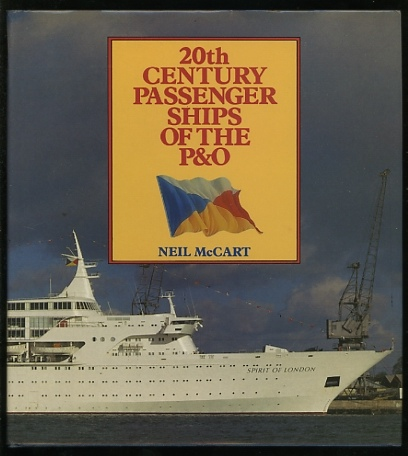 Image for 20th Century Passenger Ships of the P&O