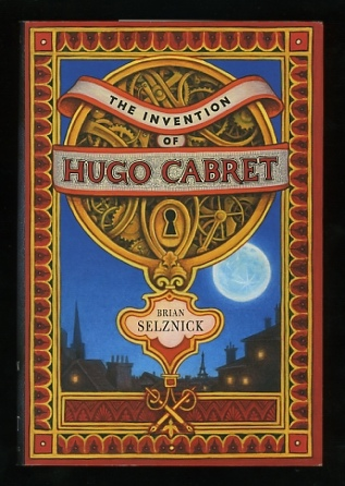 Image for The Invention of Hugo Cabret: A Novel in Words and Pictures